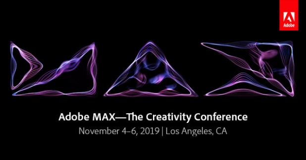 Adobe Max 2019, novita' Creative Cloud.