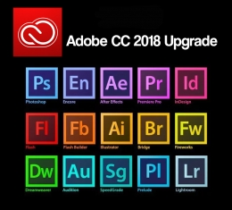 Adobe: importanti aggiornamenti per Creative Cloud 2018