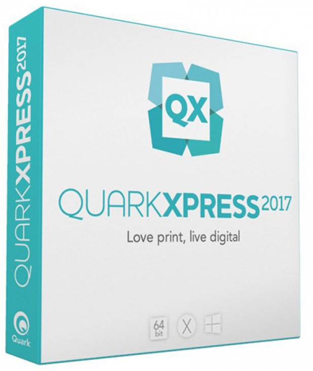 QuarkXpress 2017